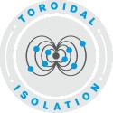 toroidal-isolation
