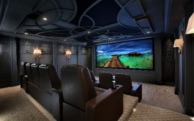Isolated Room with Isolated Power Offers the Ultimate Entertainment Experience