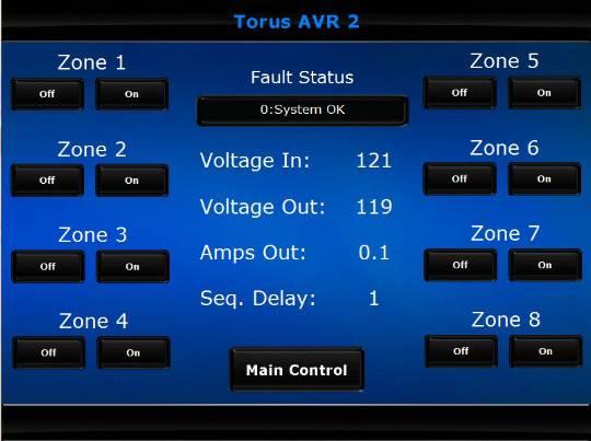 CRESTRON MODULE NOW AVAILABLE FOR TORUS POWER AVR / AVR2