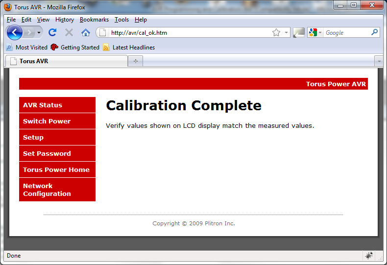 calibrationcomplete