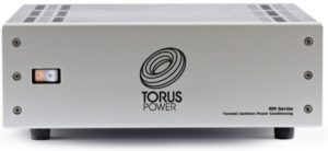 Torus Power RM Silver