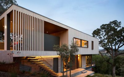 Acoustic Frontiers Upgrades Hillside House with TOT Max