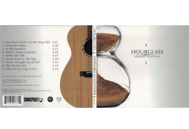 Hourglass Now Available in Hi Res Audio