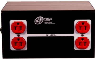 Torus Power Isolation Transformers Deliver Optimal Power and Protection for Unparalleled Quality in AV Systems at ISE 2019
