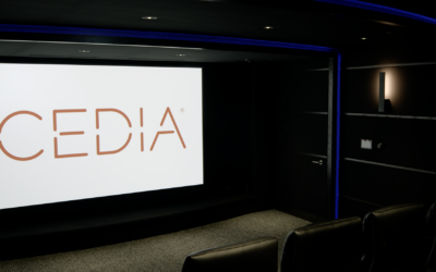 CEDIA Headquarters Reference Home Theater Powered and Protected by Torus Power