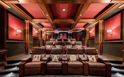 POWERING THE 'MOUSE HOUSE' HOME THEATER