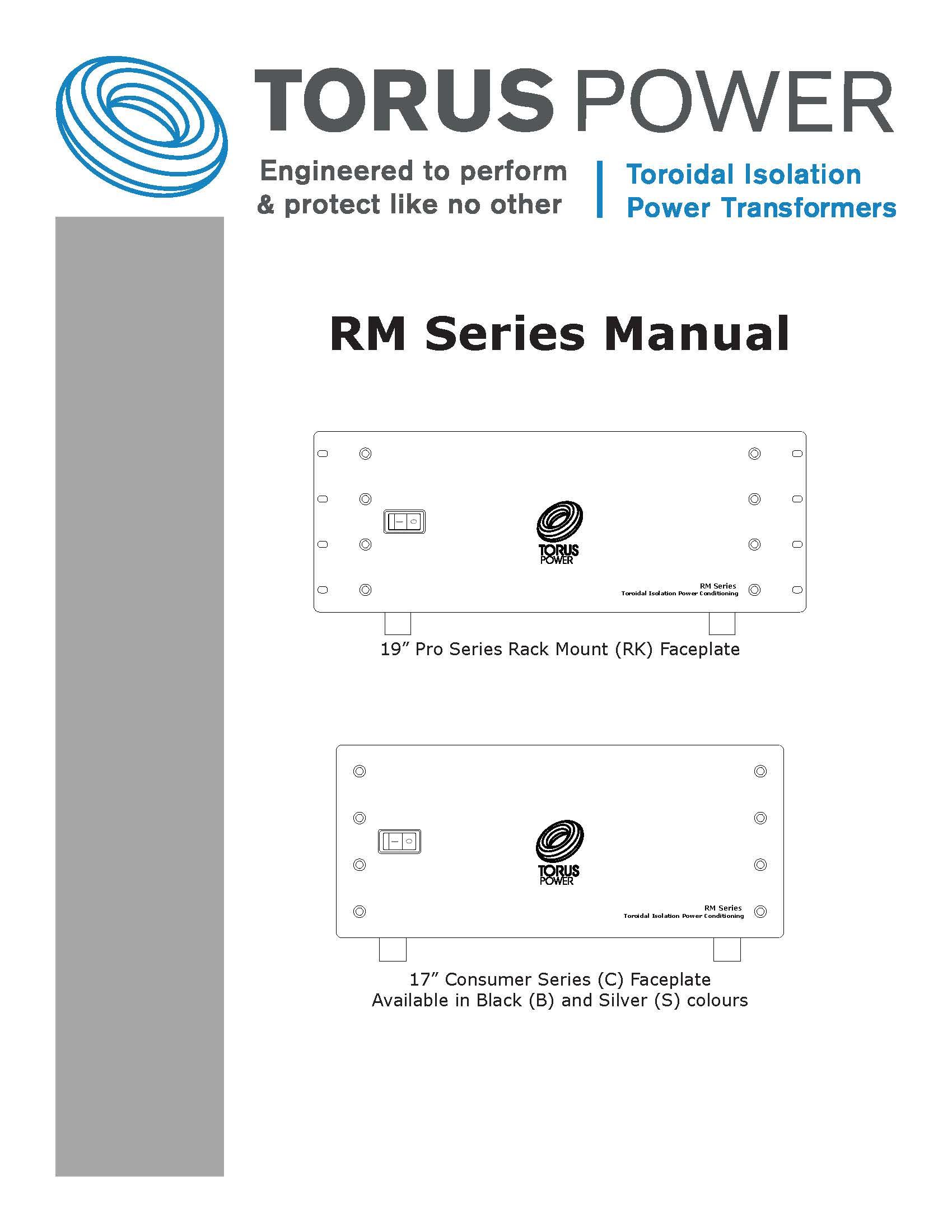 RM Manual